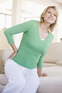 Acupuncture provides pain relief from back pain